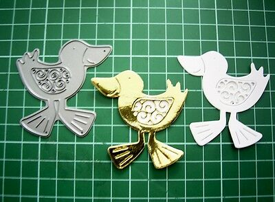 cute DUCK DIE D566 Tattered Lace Stephanie Weightman - NEW