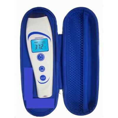 VisioFocus 06400 Digital Infra-Red Non-Contact Thermometer 6 in 1