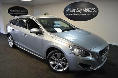 2010 Volvo V60 2.0 D3 SE Lux Geartronic 5dr