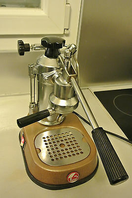 Machine A Cafe  Pavoni Old Coffee Bar Espresso  Made In Italy