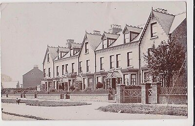 Rp North Street Scalby Near Scarborough , Posted 1906