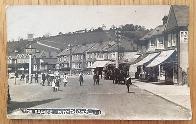 The Square Whyteleafe Surrey Postcard