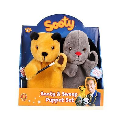 Sooty & Sweep Puppet Set