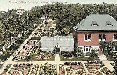 Botanical Building at Penn State College PA 1909