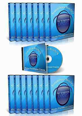 NLP Hypnosis Master Practitioner Home Study Training Course Diploma Certified