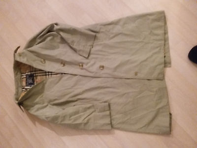 IMPERMEABLE BURBERRY VINTAGE taille 40