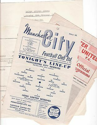 Newcastle Res V Wolverhampton W Res 1955/56