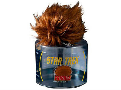 STAR TREK The Trouble with Tribbles BROWN TRIBBLE Plush toy Prop Replica