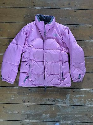 North Face Girl's Jacket 7-8 years