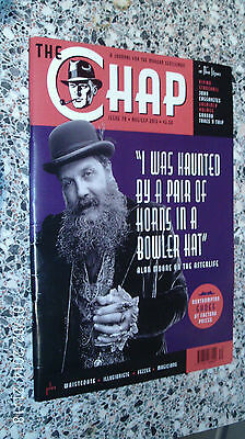 The Chap Magazine issue 70 Aug 2013 Alan Moore Interview