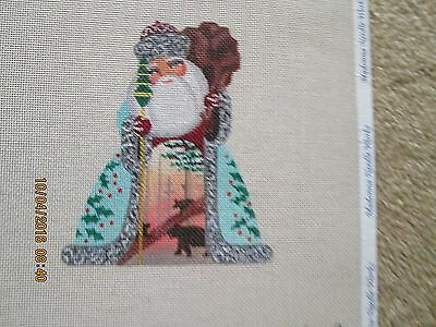 Leigh handpainted needlepoint canvas