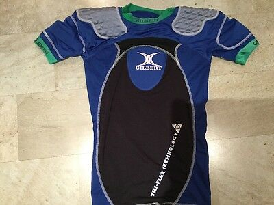 Gilbert Rugby Body Armour. Large Boys