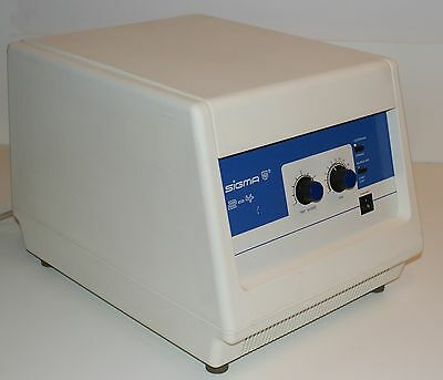Sigma 2-4 Small Benchtop Centrifuge