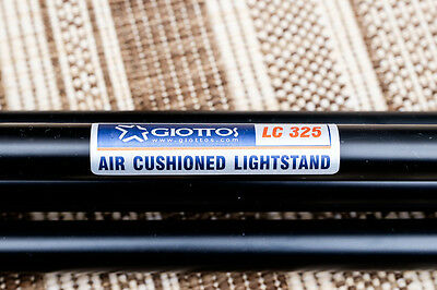Giottos LC325 Air Cushioned Lightstand