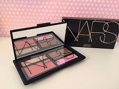 Nars Domination Cheek Palette ❤️brand New Slight Damage To Outer Box❤️