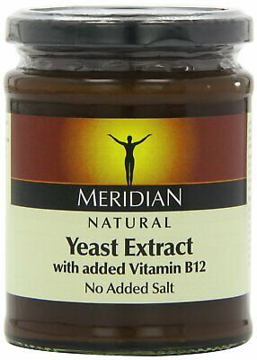 Natural Yeast Extract with Vitamin B12 No Added Salt - 340g