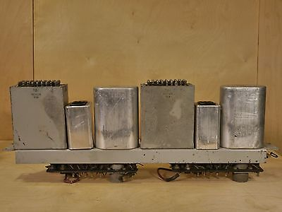 Western Electric Two Channel Tube Preamp, 647D Input Transformers