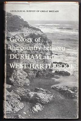 GSGB Geology of the country between Durham and West Hartlepool 1967