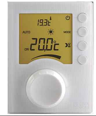 Thermostat programmable filaire 1 zone TYBOX - TYBOX 117