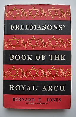 Masonic Book Freemasons' Book Of The Royal Arch 1969 Revised & Reprinted