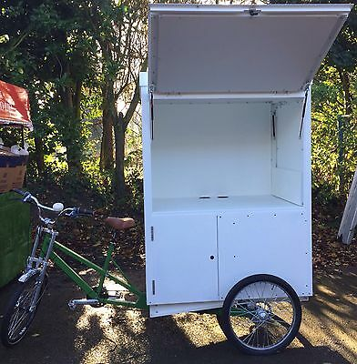 Food Tricycle, Mobile Catering, Vending, Coffee Tricycle