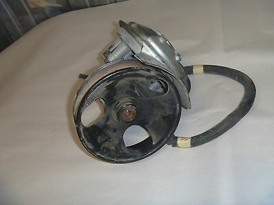 Diesel Vacuum Pump and Pulley NLVP3450 Duramax 6.6 8972885050