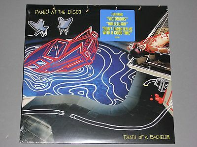 PANIC AT THE DISCO  Death of a Bachelor LP New Sealed Vinyl