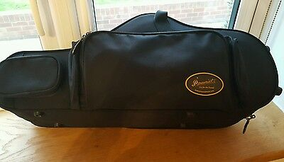 P Mauriat alto saxophone case brand new