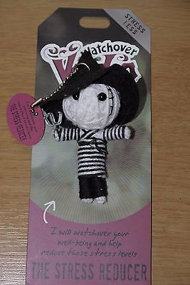 New Watchover Voodoo Doll Stress Reducer!