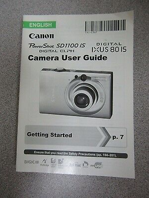 user guide canon powershot sd770 is instruction manual english rh picclick com canon sd1000 manual canon sd1000 manual