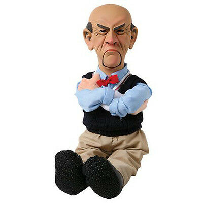 "Jeff Dunham WALTER 18"" Animatronic Talking Doll by NECA Official Merchandise"