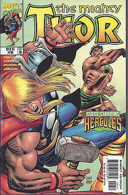 Mighty Thor #6 (Oct 98) - guest-starring Hercules!