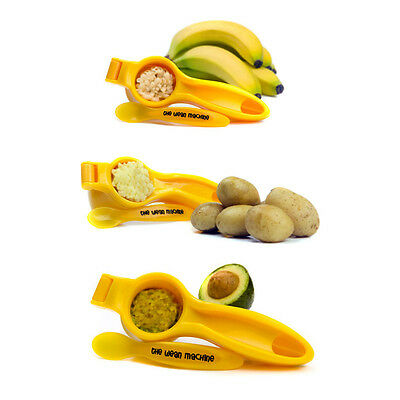 The wean machine - makes baby food