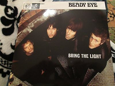 """Beady Eye- Bring The Light-numbered 7""""!"""