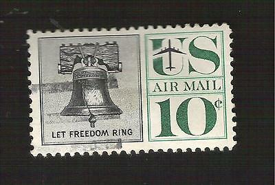 us stamps air mail C57 used   [94]
