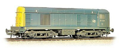 Bachmann Class Class 20 BR Blue with DCC Sound Weathered 32-038DS- FREE SHIPPING