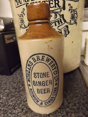 morgans stone  norwich ginger beer