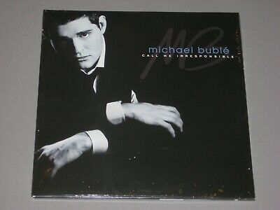 MICHAEL BUBLE  Call Me Irresponsible 2 LP gatefold  New Sealed Vinyl