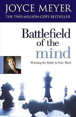 Battlefield of the Mind by Joyce Meyer Paperback Book (English)