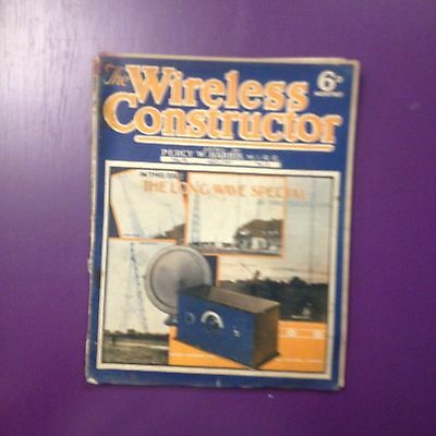 The Wireless Constructor 1927