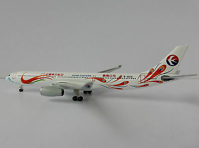 CHINA EASTERN YUNNAN AIRLINES Airbus A330-300 1/500 Herpa 526081 A 330 PEACOCK