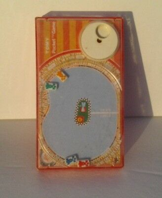 Tomy Toys Pocket Game Auto Racing 1970's