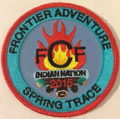 Royal Rangers FCF Indian Nation Spring Trace 2015