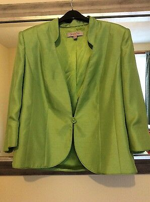jacques vert jacket and matching bag size 20
