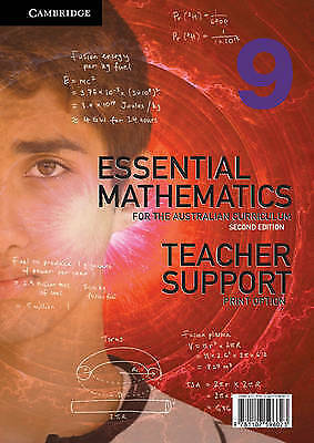 NEW Essential Mathematics AC Year 9 By David Greenwood Paperback Free Shipping