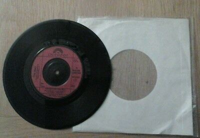 The Who You Better You Bet 7inch Single on Polydor Records 45rpm 1981