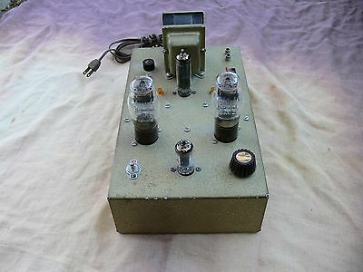 Darling Circuit 1626 Single Ended Tube Amp Amplifier
