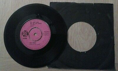 The Kinks All Day All Of The Night7inch Single on PYE Records 45rpm 1964