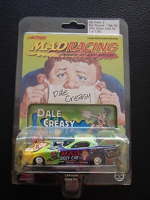 MAD Ugly Car 1/64 scale official merchandise Mint in package