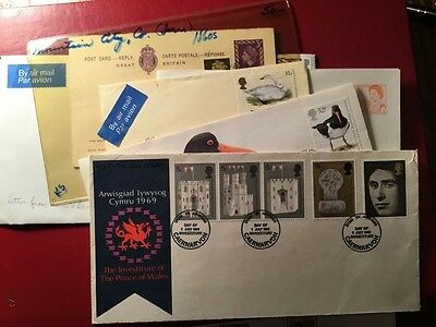 Great Britain Cover Collection(NA775)